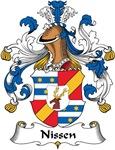 Nissen Family Crest
