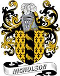 Nicholson Coat of Arms