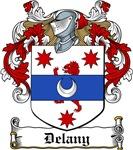 Delany Family Crest