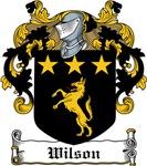 Wilson Family Crest