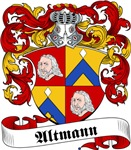 Altmann Family Crest
