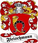 Fleischmann Family Crest