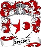 Friesen Family Crest