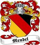Mendel Family Crest