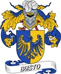 Busto Family Crest