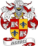 Mendez Family Crest / Mendez Coat of Arms