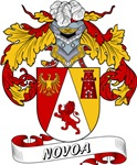 Novoa Family Crest / Novoa Coat of Arms
