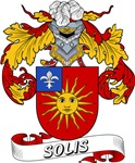 Solis Family Crest / Solis Coat of Arms