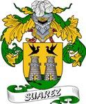 Suarez Family Crest / Suarez Coat of Arms