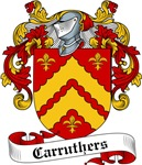 Carruthers Family Crest, Coat of Arms