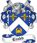Crabb Family Crest, Coat of Arms