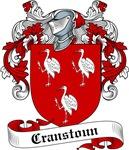 Cranstoun Family Crest, Coat of Arms