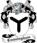 Cunningham Family Crest, Coat of Arms