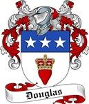 Douglas Family Crest, Coat of Arms