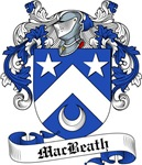 MacBeath Family Crest, Coat of Arms