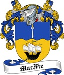MacFie Family Crest, Coat of Arms
