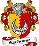 MacGeorge Family Crest, Coat of Arm