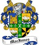 MacInnes Family Crest, Coat of Arms