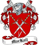 MacKail Family Crest, Coat of Arms