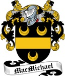 MacMichael Family Crest, Coat of Arms