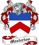 Masterton Family Crest, Coat of Arms