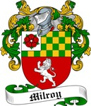 Milroy Family Crest, Coat of Arms
