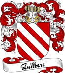 Guilbert Family Crest, Coat of Arms