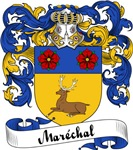 Maréchal Family Crest, Coat of Arms