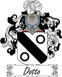 Dotto Family Crest, Coat of Arms
