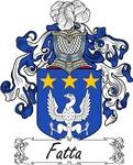 Fatta Family Crest, Coat of Arms