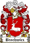 Brochwicz Family Crest, Coat of Arms