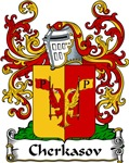 Cherkasov Family Crest, Coat of Arms
