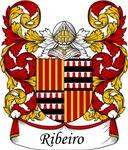 Ribeiro Family Crest, Coat of Arms