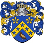 Becker Family Crest, Coat of Arms