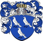 Braet Family Crest, Coat of Arms