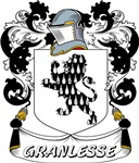 Granlesse Coat of Arms, Family Crest