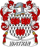 Watkin Coat of Arms, Family Crest