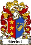 Herbst Coat of Arms, Family Crest
