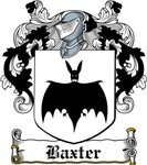 Baxter Coat of Arms, Family Crest