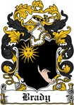 Brady Coat of Arms, Family Crest