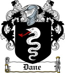 Dane Coat of Arms, Family Crest