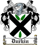 Durkin Coat of Arms, Family Crest