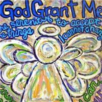 Serenity Prayer Art