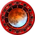 Clock of the Red Moon