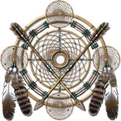 Dreamcatcher Medicine Wheel