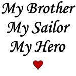Navy My Brother Sailor Hero