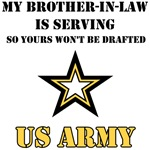 US Army - My Brother-in-law is serving