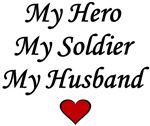My Hero My ___ My Husband