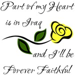 Part of my Heart is in Iraq and I'll be Forever Fa