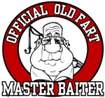 Official Old Fart - Master Baiter Fishing Gear
